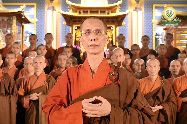 福智僧團住持——如淨和尚與僧團全體嚴正聲明