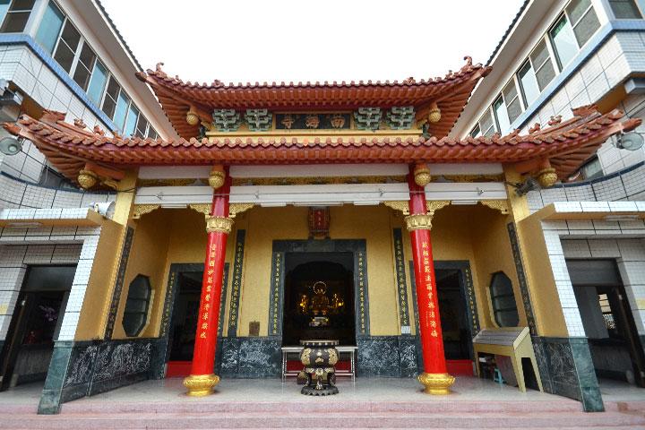 福智尼眾僧團——南海寺