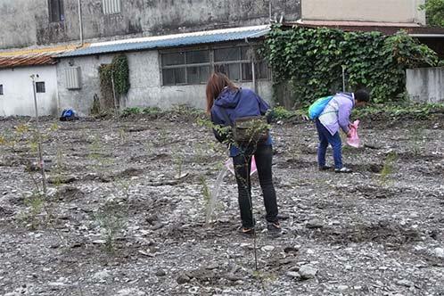 福智2014宜蘭種樹趣