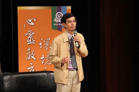 中興大學生物產業管理研究所  董時叡教授