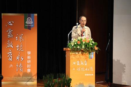 東華大學觀光暨休閒遊憩學系系主任  劉吉川教授