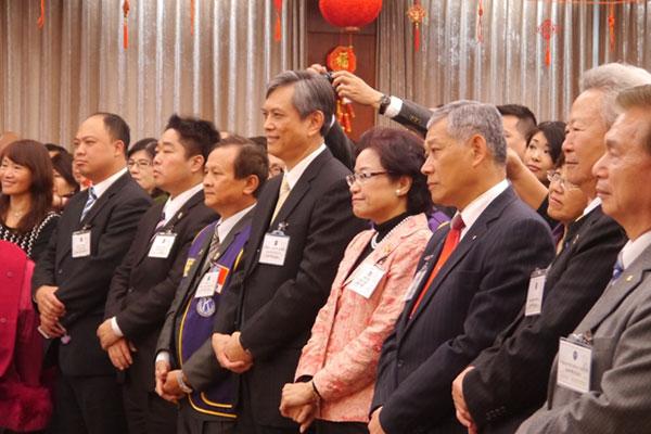 外交部NGO新春茶會,福智獲表揚