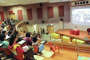 福智2014海外生命教育營