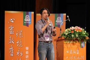 台大電機工程學系副教授葉丙成