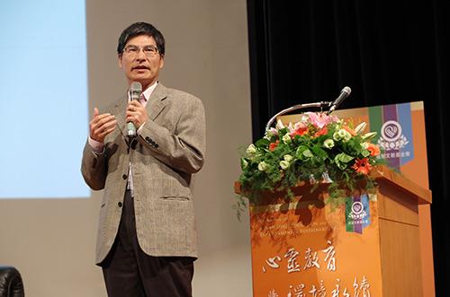 台灣大學副校長陳良基