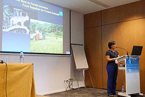 程禮怡介紹慈心基金會「綠色保育」成功案例