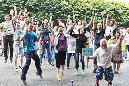 2015福智企業營,廣納國際人士參加
