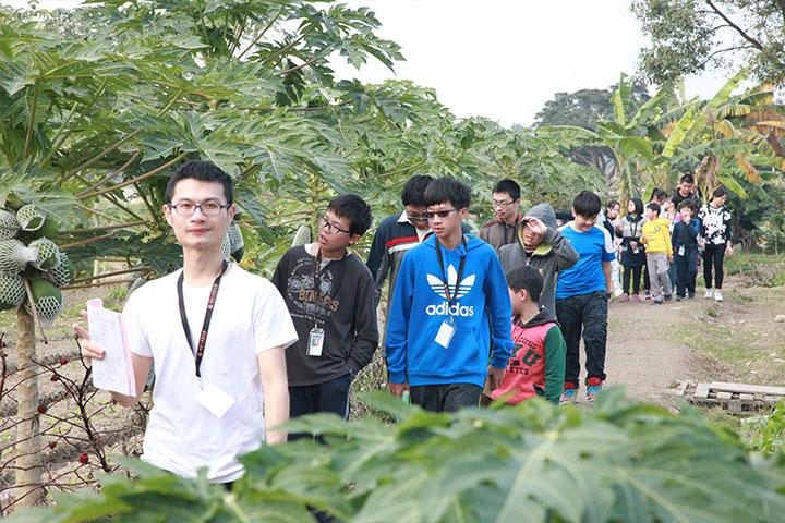謙謙君子青少年國際營生態導覽