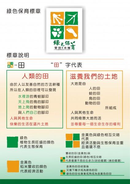 農業生產與生態的重逢:認識綠色保育標章