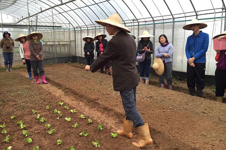 「食農教育工作坊」戶外體驗課程