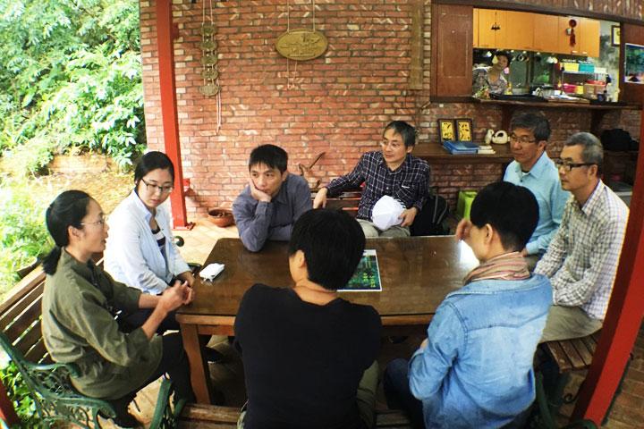 林務局與東華大學合作辦理臺灣里山倡議夥伴關係網絡工作坊