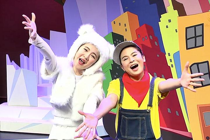 舞台劇「熊娃娃的夢」關注地球環境,中南部將開演