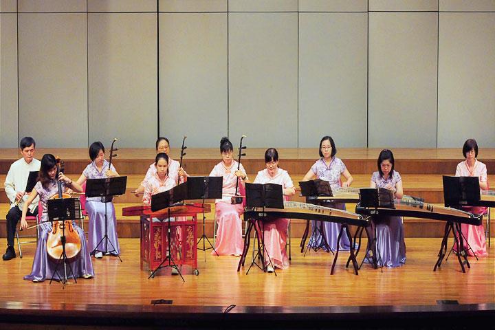 臺南關廟護生園區,6/25絲竹樂團演妙音
