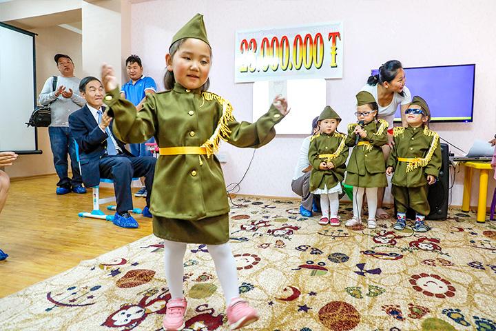 福智慈善基金會深入蒙古義診