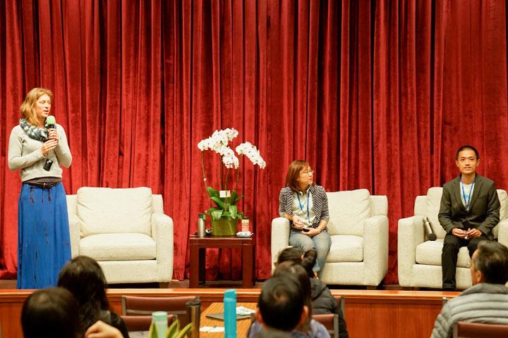 慈心參加第6屆「國際海洋廢棄物研討會」