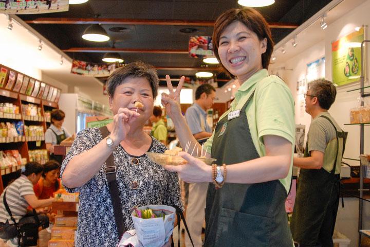 里仁獲評為《康健》2018有機生機食品店第一名!
