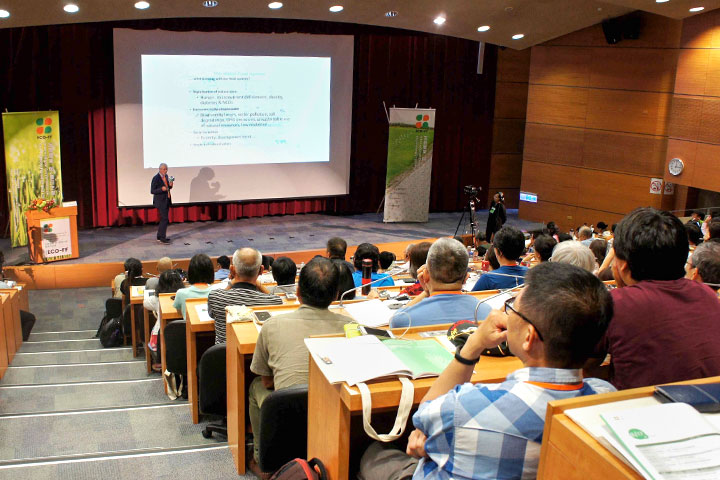 慈心、林務局辦「友善農業與農田生態國際研討會」,交流生態永續農業趨勢