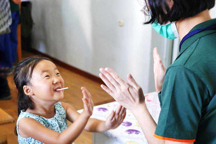 給予最真誠的關懷,視病如親