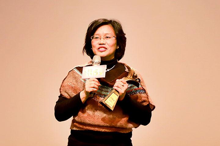 2018第一屆臺灣義行獎-慈心基金會種樹總監程禮怡