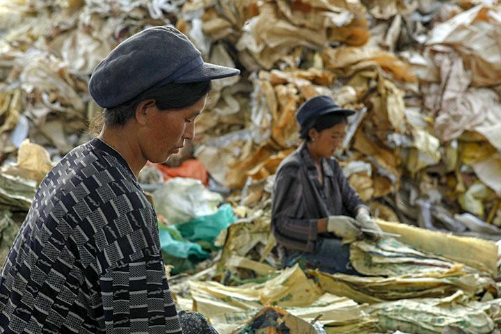 「塑料王國」電影