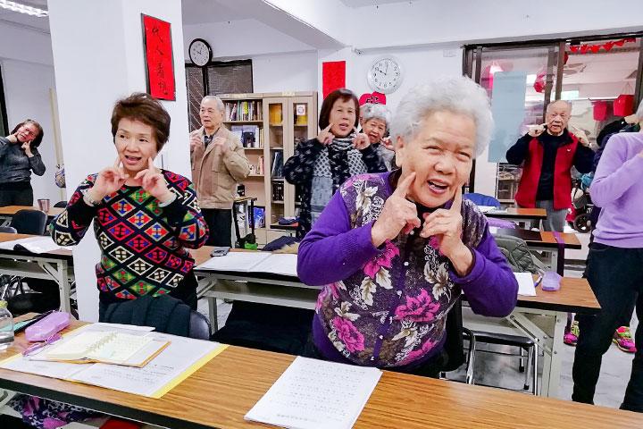 福智慈善基金會以「敬老事業」打造世代共好的社會典範