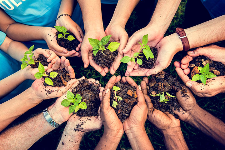 慈心參與「2019美國國際志工年會」,分享以海岸造林啟動環境修復力的經驗
