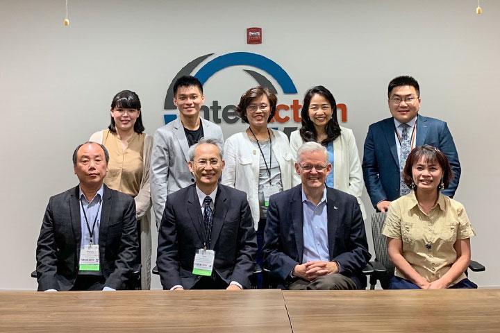 慈心參與「2019美國國際志工年會」,與國際非政府組織(INGO)交流