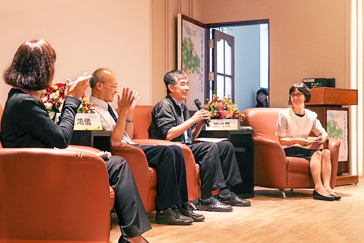 福智、佛光大學合辦「2019大專教師生命成長營」,徜徉山間與心靈對話