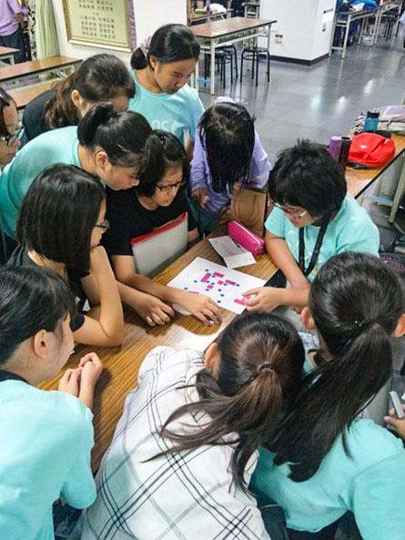 福智文教基金會舉辦「2019∞快樂營.台灣」夏令營