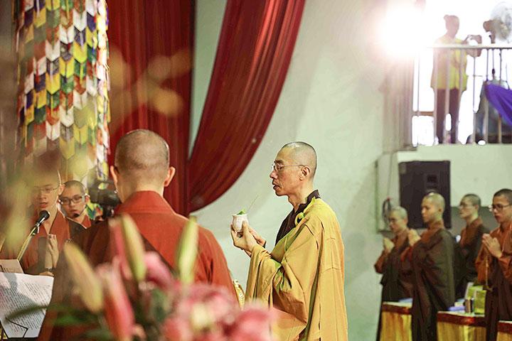 福智僧團誦經、祈福及超薦
