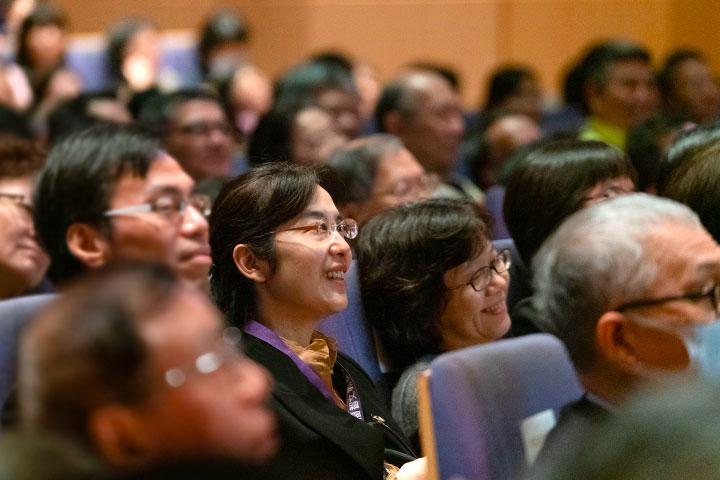 2019福智心靈教育與環境永續論壇,從儒家文化創造21世紀時代精神