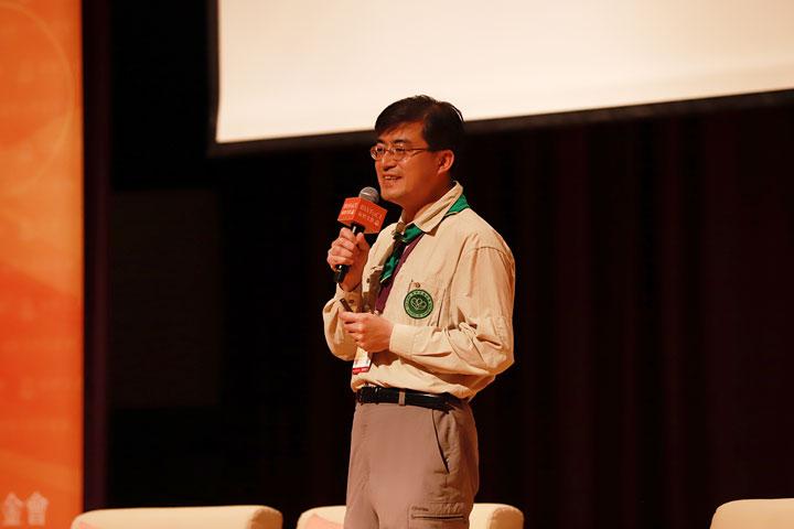 亞東紀念醫院心理健康中心主任陳俊霖