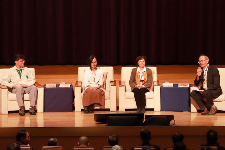 場次八/專題演講:古坑國際心靈生態村與心靈療癒事業