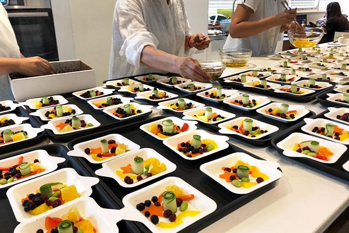里仁舉辦創意蔬食體驗活動,讓民眾重新發現蔬食料理的多變風貌與好滋味。