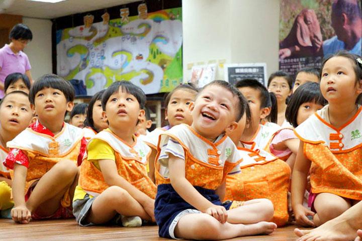 童蒙養正,福智文教基金會非常重視幼兒教育