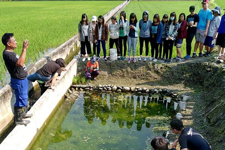 慈心基金會推動生態教育,拉近學子與大自然的距離