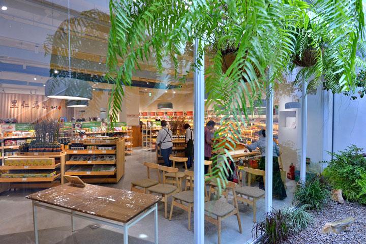 里仁道禾門市獲「GD綠裝修認證」,導入國際建築空間環保理念