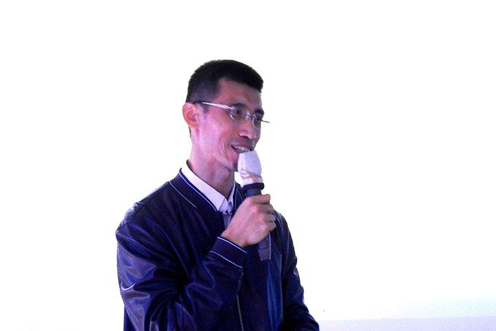 中醫師陳冠佑分享蔬食調氣養生、提升免疫力的方法