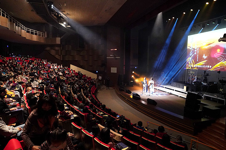福智青年 2020 美麗花季讚頌公益音樂會,關懷弱勢祝福世界