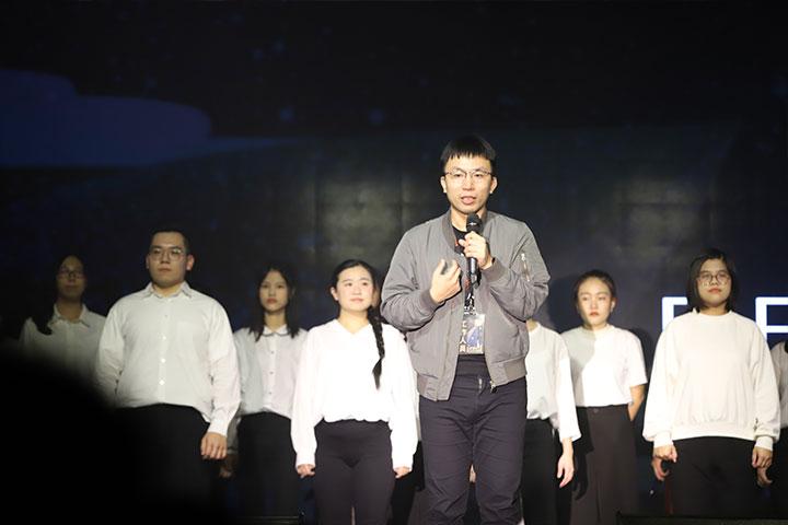 福智青年分享學習助人的體會
