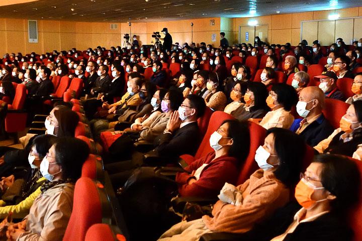 福智文教基金會的歷屆企業營義工,共聚回顧過往,展望未來