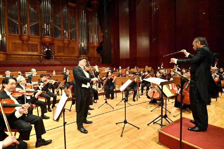 夢蓮花「真如的詩與歌」讚頌音樂會,知名小提琴家蘇顯達老師演奏全新讚頌「你是我最亮的星」