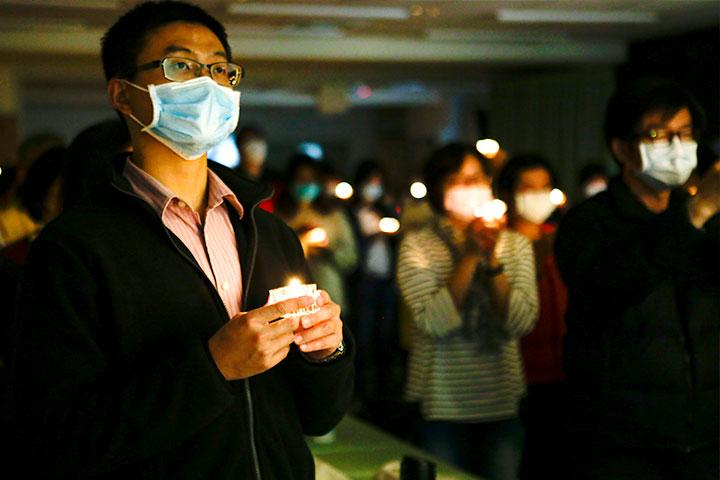 福智文教「2021教師生命成長營」引導老師們點亮心燈,願以教育貢獻正向希望