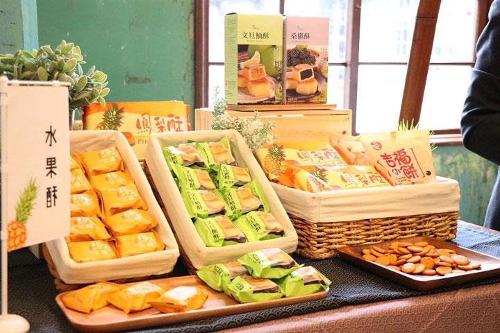 里仁合作廠商五惠、中蜜、鴻福、豐喜食品,全食利用栽種不易的有機文旦柚,共同獲得「年度循環經濟獎」