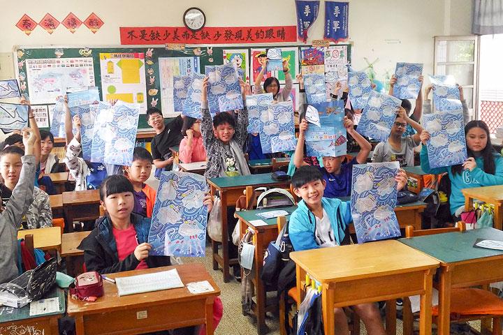 慈心有機農業發展基金會與福智文教基金會推動「點亮臺灣.點亮海洋」校園減塑計劃,至 2021 年已有139所學校、超過33 萬位師生實踐減塑生活