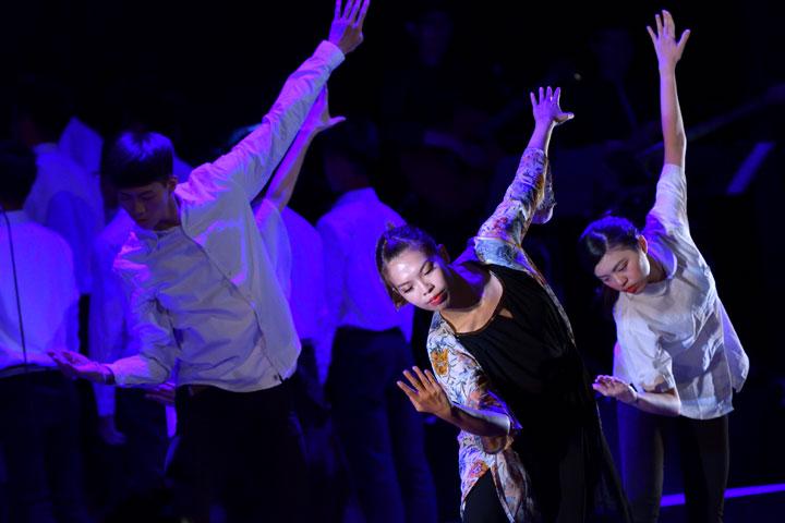 「2021天空之旅福青讚頌演唱會—芳霏谷」將以舞蹈等多元藝術形態演出