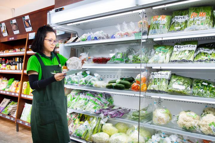 里仁設置「食品管理衛生員」定期監控門市食品安全衛生