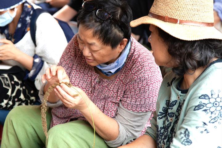 聯合國「糧食與農業植物遺傳資源全球行動計畫」將山區生物多樣性、當地原住民利用形成的智識系統,視為珍貴全球遺產,慈心推動臺灣本土小米復耕行動具有重要意義