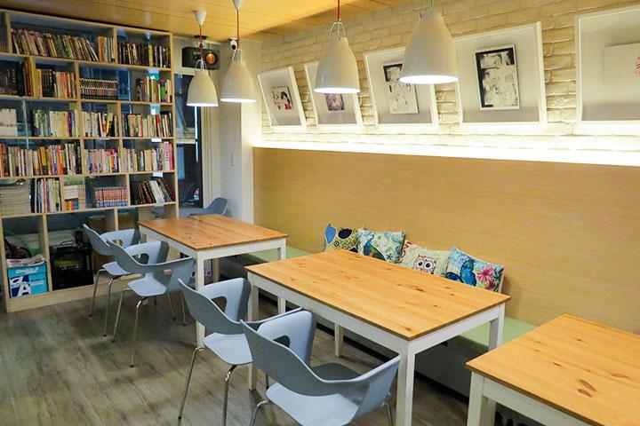 月光咖啡館