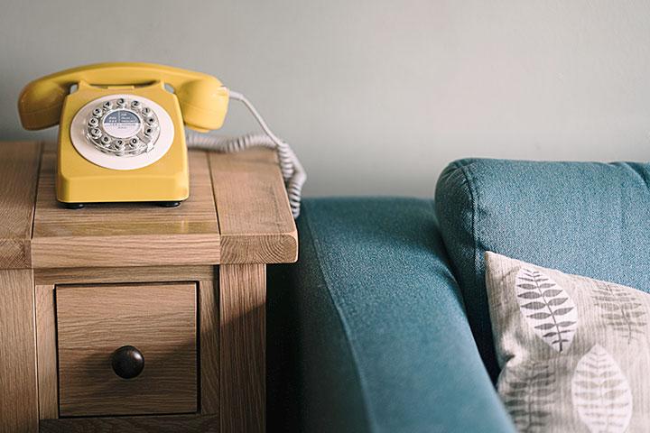 從心出發:撥不出去的電話